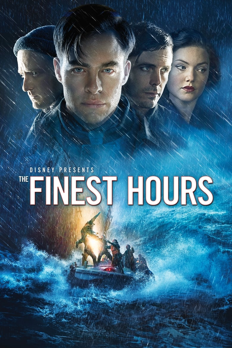 The Finest Hours - Action / 2016 / ab 12 Jahre
