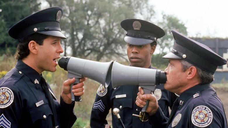 Imagem do Filme Loucademia de Polícia