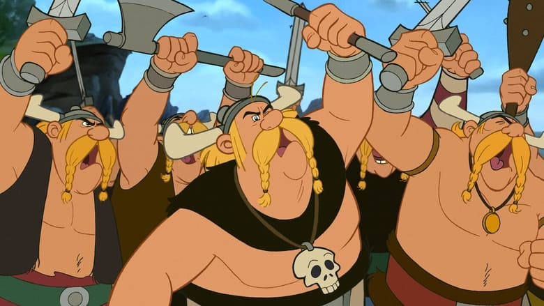 Asterix and the Vikings 2006