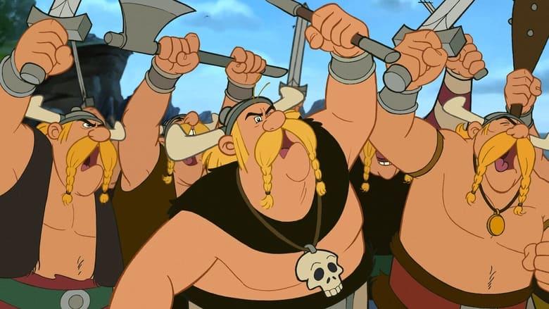 Asterix+e+i+Vichinghi