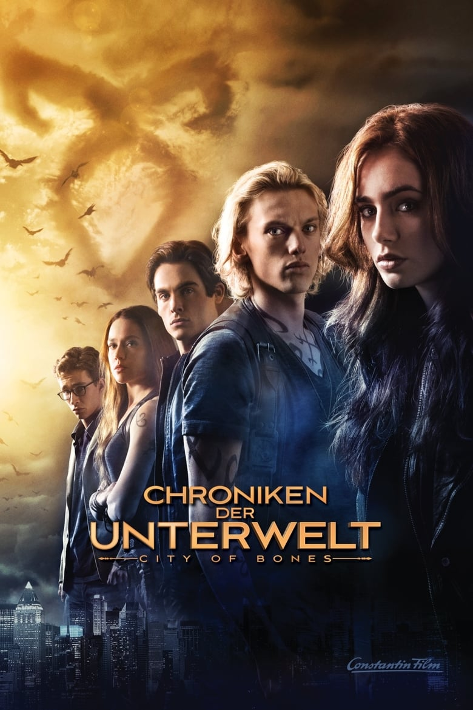 Chroniken der Unterwelt - City of Bones - Fantasy / 2013 / ab 12 Jahre