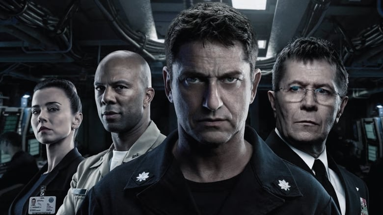 Hunter Killer (2018) Full Movie Watch Online Free Download