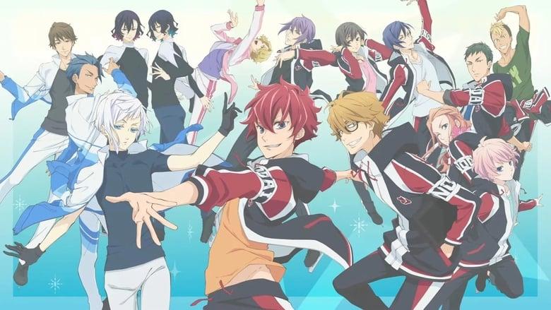 مشاهدة مسلسل Skate-Leading☆Stars مترجم أون لاين بجودة عالية