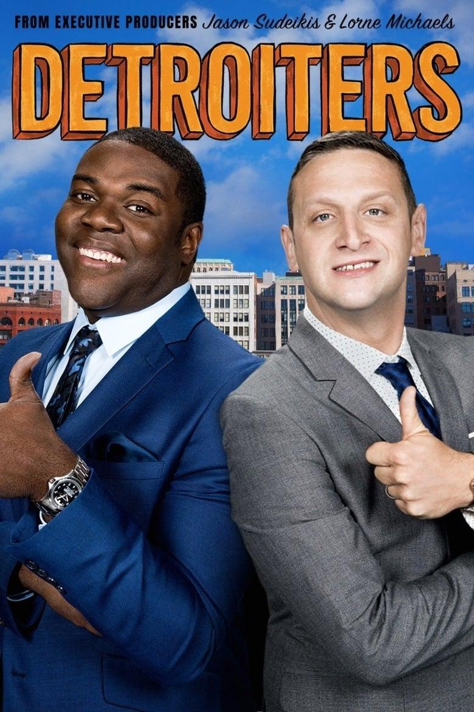 Detroiters: 2×8