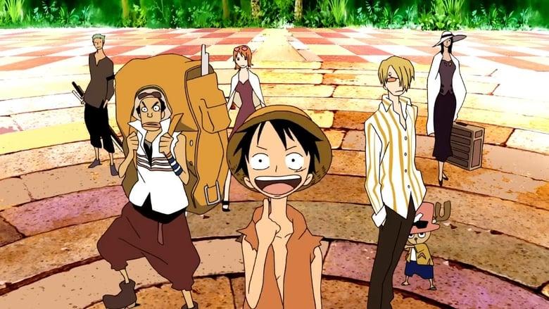 مشاهدة فيلم One Piece: Baron Omatsuri and the Secret Island 2005 مترجم أون لاين بجودة عالية
