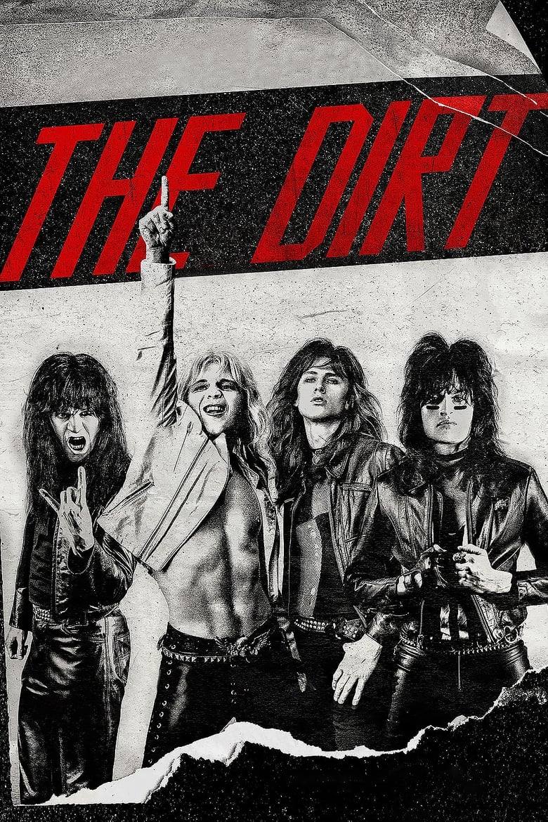 The Dirt - poster