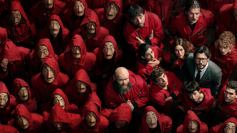Money Heist Season 1 Complete (2017) Dual Audio [Hindi+English] | x265 10bit HEVC WEBRip | 1080p | 720p