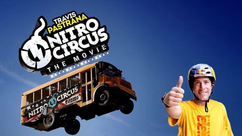 Nitro Circus: The Movie banner backdrop