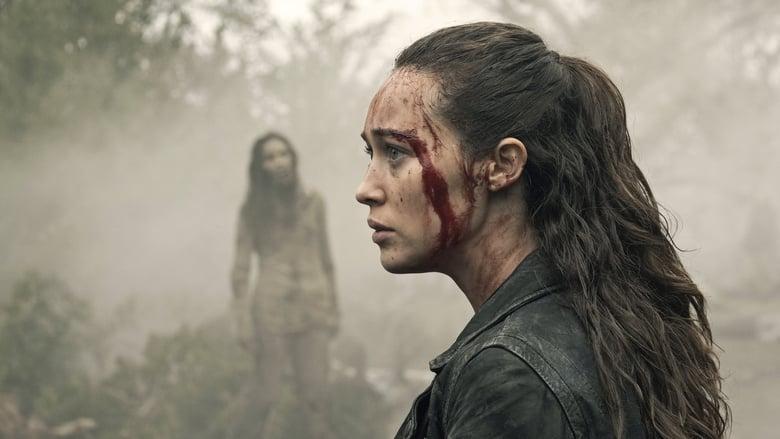 مسلسل Fear the Walking Dead الموسم الخامس الحلقة 1
