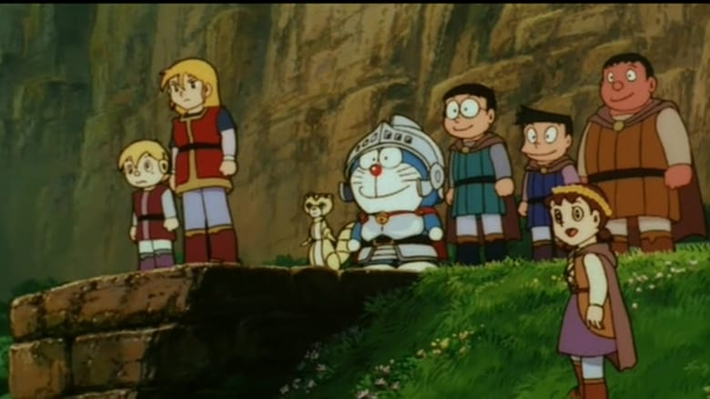 Doraemon%3A+Nobita+to+Robotto+Kingudamu