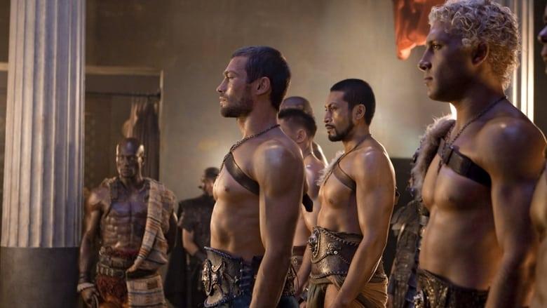 مسلسل Spartacus الموسم الاول الحلقة 10