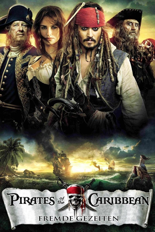 Pirates of the Caribbean - Fremde Gezeiten - Abenteuer / 2011 / ab 12 Jahre