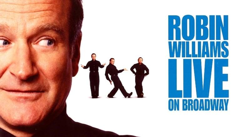 HD Pelis Ver Robin Williams: Live on Broadway Película ...