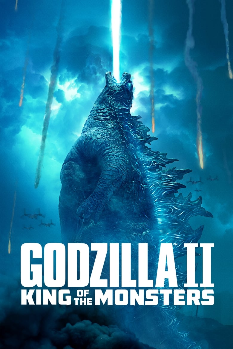 Godzilla II: King of the Monsters - Science Fiction / 2019 / ab 12 Jahre