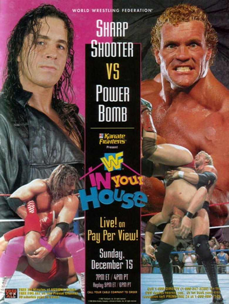WWE In Your House 12: It's Time (1996)