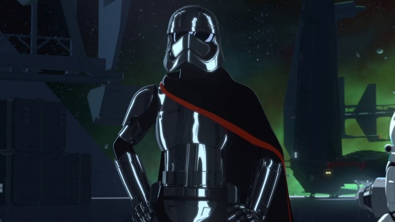 Star Wars Resistance: 1×10