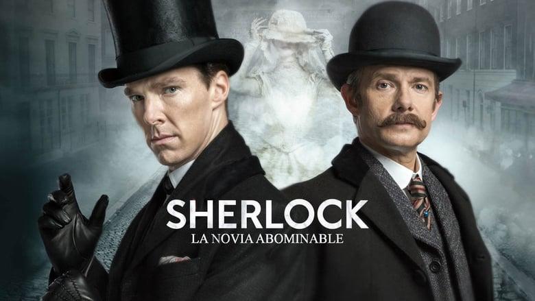 Sherlock: İğrenç Gelin filmi izle