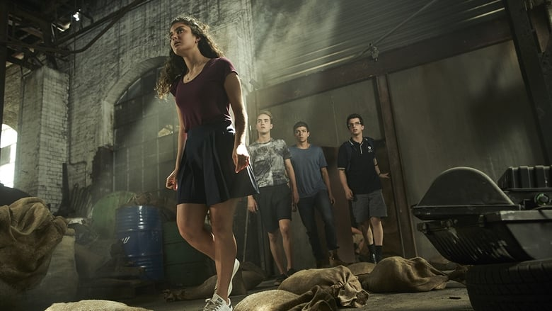 Nowhere Boys Season 4 Episode 5