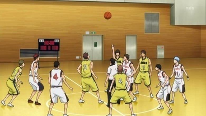 Kuroko no Basket: 2×3
