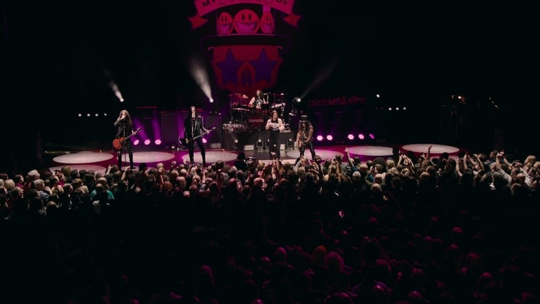 Filmnézés Slash featuring Myles Kennedy & The Conspirators - Living The Dream Tour Filmet Online Feliratokkal