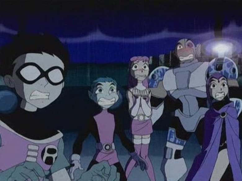 Watch Teen Titans Season 2 Episode 5 Online Full  Free -9443