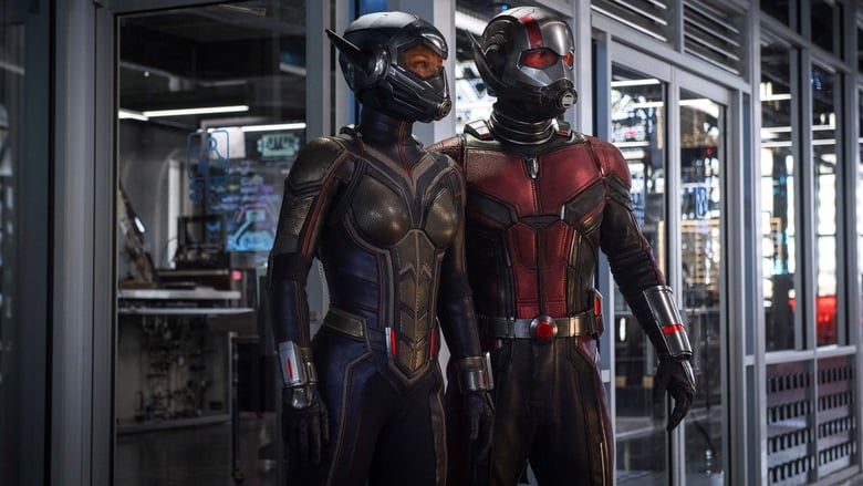 Ant-Man and The Wasp (2018) Movie Watch Online Hindi Dubbed