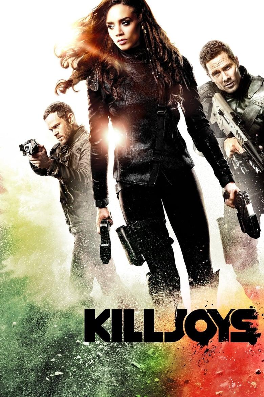 Εξώφυλλο του Killjoys