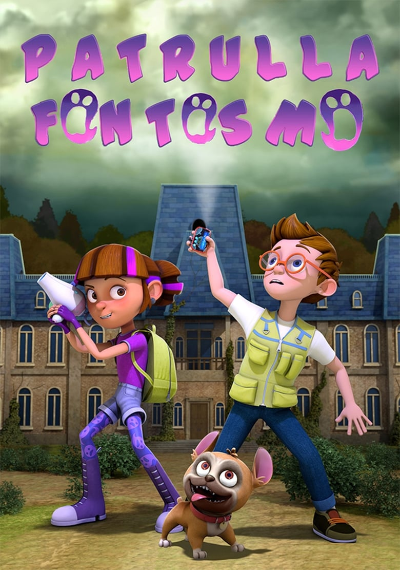 Patrulla Fantasma (2016) eMule Torrent
