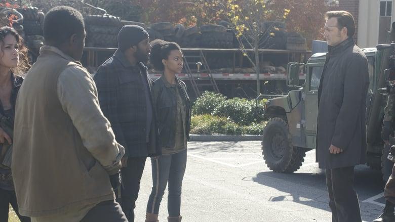 The Walking Dead: Invazia zombi Sezonul 3 Episodul 16