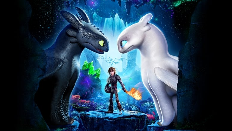 How to Train Your Dragon: The Hidden World - (2019) Full Movie Watch Online & and Download HD