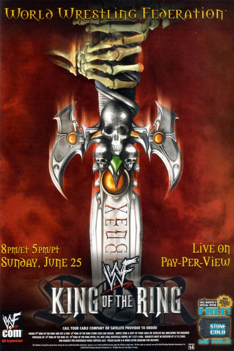 WWE King of the Ring 2000 (2000)