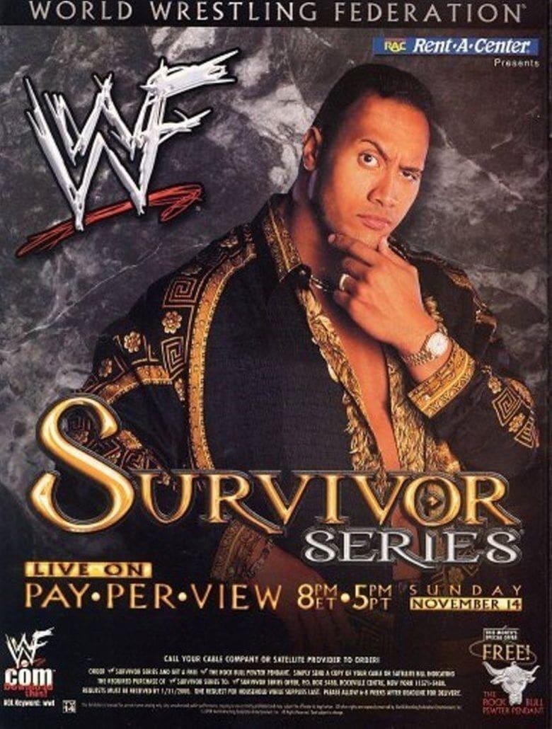 WWE Survivor Series 1999 (1999)