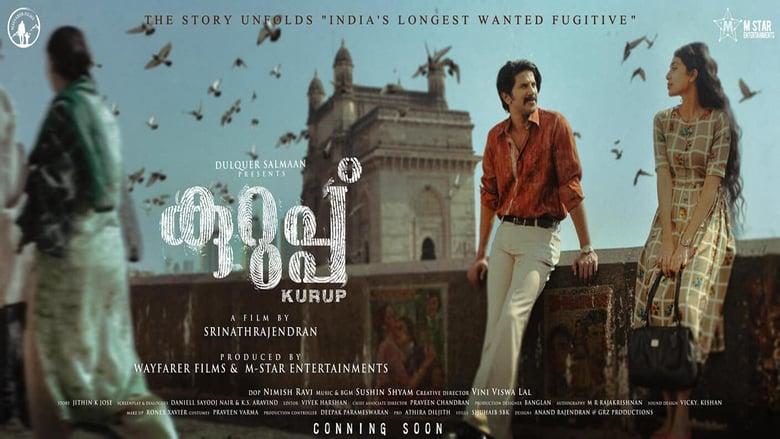 Kurup (2021) Movie Hindi Dubbed 1080p 720p Torrent Download