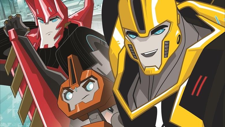 Transformers Robots in Disguise : Mission secrète