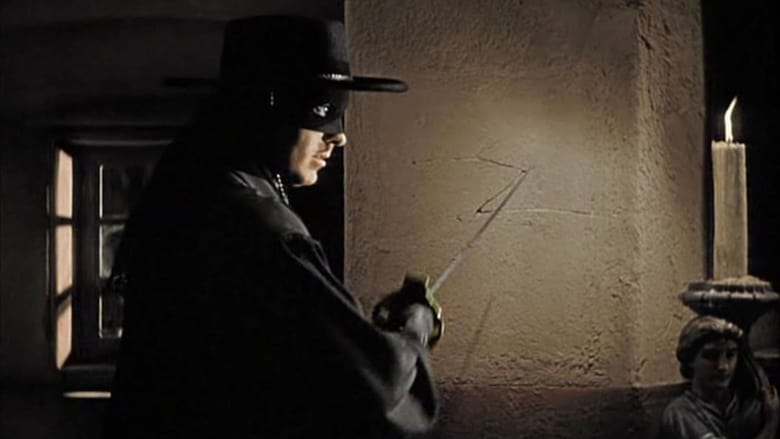 Film The Sign of Zorro Magyarul