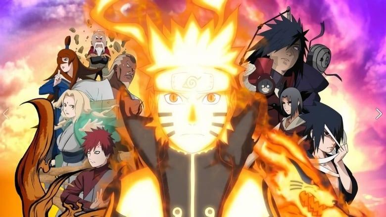 Naruto Shippuden – 2007