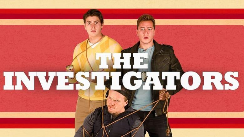 فيلم The Investigators 2021 مترجم اونلاين