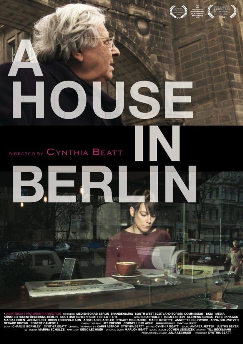 Εξώφυλλο του A House in Berlin
