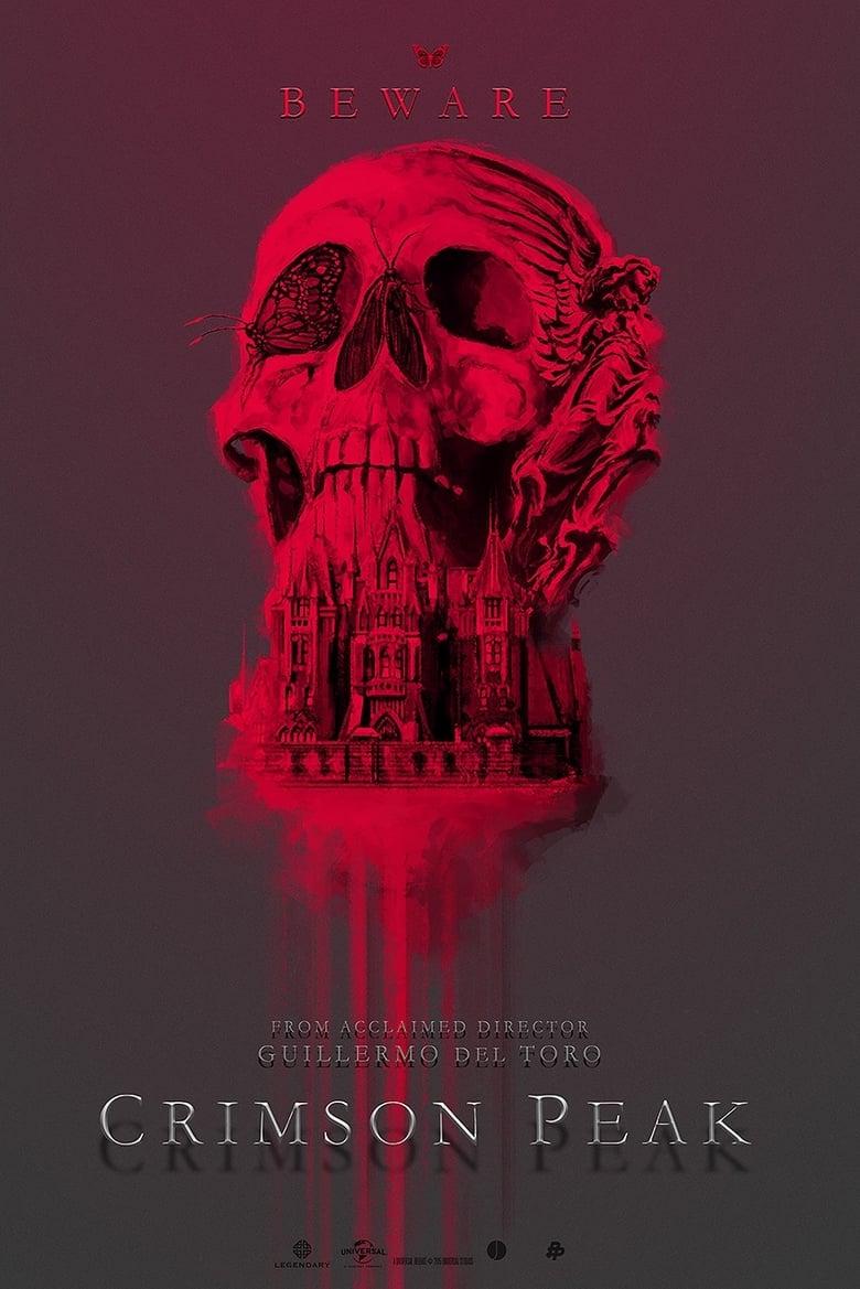 Beware of Crimson Peak (2016)