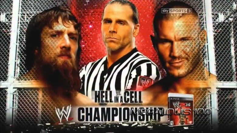 WWE+Hell+in+a+Cell+2013