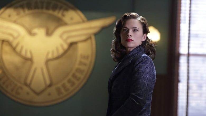 Agentė Karter / Marvel's Agent Carter (2015) 1 Sezonas