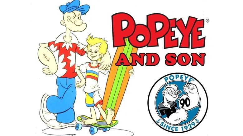 Popeye y su Hijo