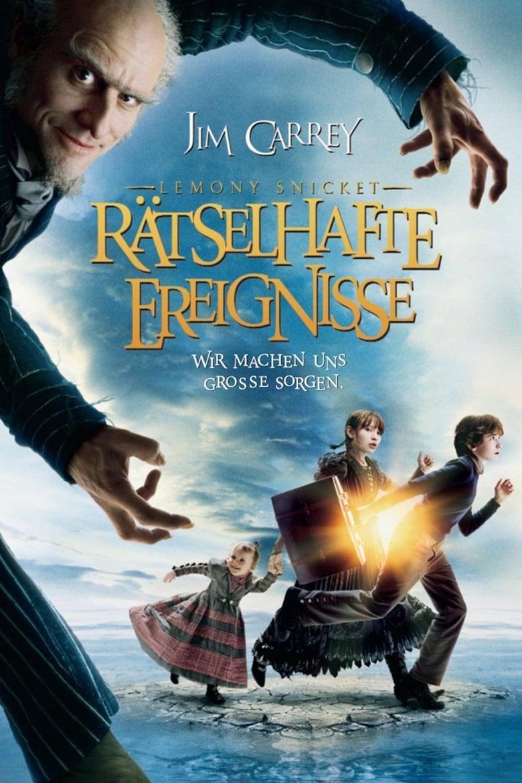 Lemony Snicket -  Rätselhafte Ereignisse - Abenteuer / 2005 / ab 6 Jahre