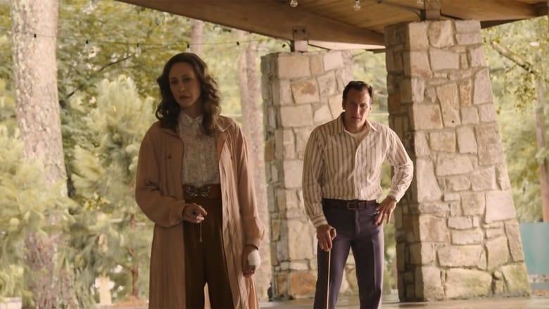 кадр из фильма Заклятие 3: По воле дьявола
