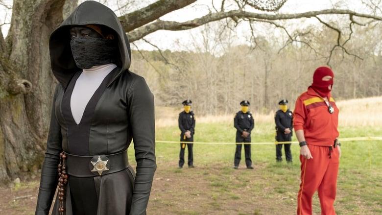 مسلسل Watchmen الموسم 1 الحلقة 2 مترجمة