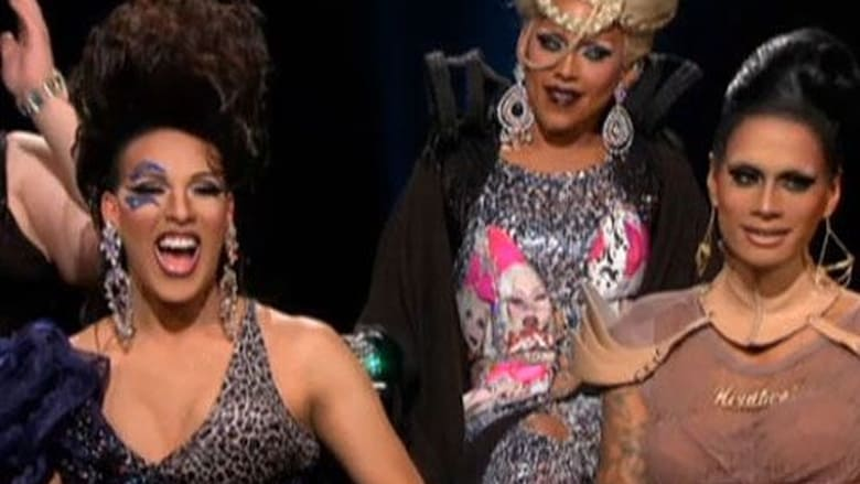 RuPaul: Carrera de drags: 3×16