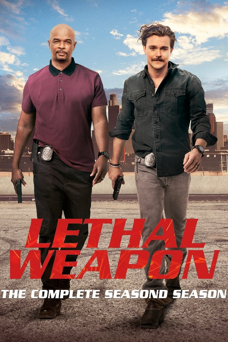 Lethal Weapon: 2×5