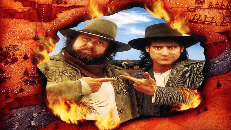Imagem do Filme Dois Contra o Oeste