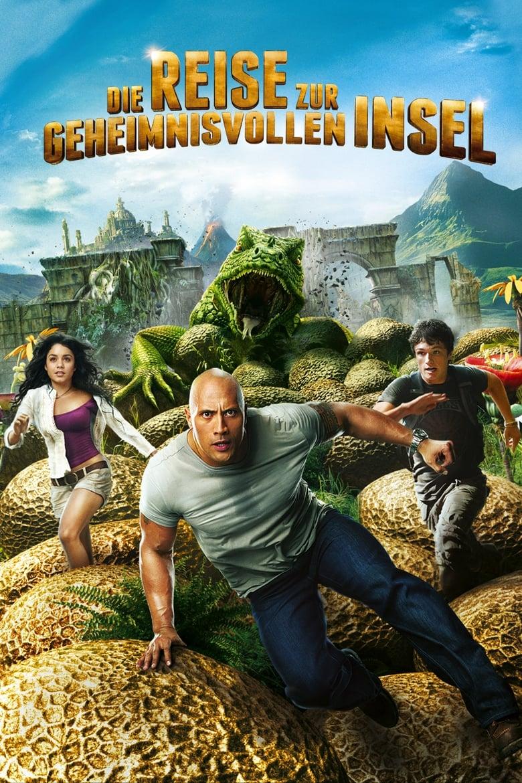 Die Reise zur geheimnisvollen Insel - Abenteuer / 2012 / ab 6 Jahre