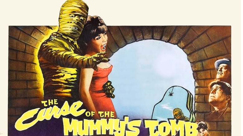 The Curse of the Mummy's Tomb Pelicula Completa